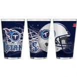 Tennessee Titans 16-Ounce Pint Glass